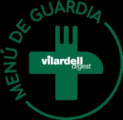 Menú de Guardia | Vilardell Digest